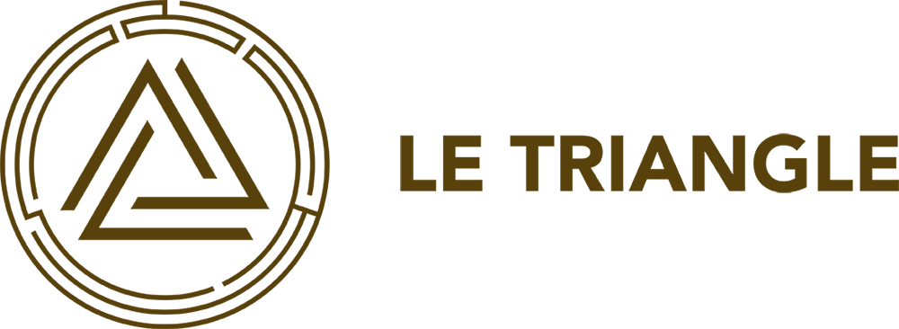 Logo Le Triangle